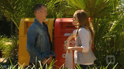 Captain Troy Miller, Sonya Mitchell in Neighbours Episode 6166