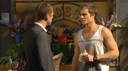 Mark Brennan, Kyle Canning in Neighbours Episode 6167