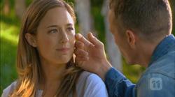 Sonya Mitchell, Captain Troy Miller in Neighbours Episode 6167