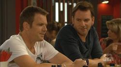 Michael Williams, Lucas Fitzgerald in Neighbours Episode 6169