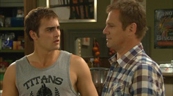 Kyle Canning, Michael Williams in Neighbours Episode 6170