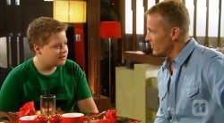 Callum Jones, Captain Troy Miller in Neighbours Episode 6171