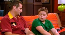 Toadie Rebecchi, Callum Jones in Neighbours Episode 6171