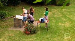 Kyle Canning, Jade Mitchell, Mark Brennan, Kate Ramsay in Neighbours Episode 6171