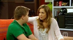 Callum Jones, Sonya Mitchell in Neighbours Episode 6171