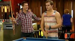 Mark Brennan, Kyle Canning in Neighbours Episode 6171