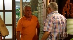 Lou Carpenter, Harold Bishop in Neighbours Episode 6172