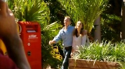 Captain Troy Miller, Sonya Mitchell in Neighbours Episode 6172