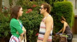 Kate Ramsay, Kyle Canning, Jade Mitchell in Neighbours Episode 6172