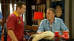 Toadie Rebecchi, Captain Troy Miller in Neighbours Episode 6172