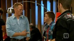 Captain Troy Miller, Callum Jones, Toadie Rebecchi in Neighbours Episode 6172