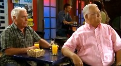 Lou Carpenter, Harold Bishop in Neighbours Episode 6173