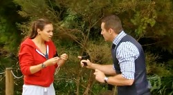 Jade Mitchell, Toadie Rebecchi in Neighbours Episode 6173