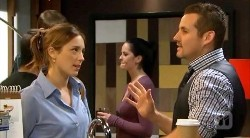 Sonya Mitchell, Toadie Rebecchi in Neighbours Episode 6173