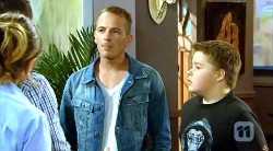 Captain Troy Miller, Callum Jones in Neighbours Episode 6173