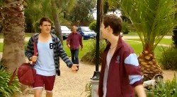 Chris Pappas, Adam Miller in Neighbours Episode 6173