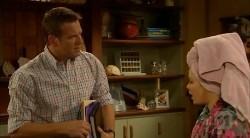 Michael Williams, Natasha Williams in Neighbours Episode 6174