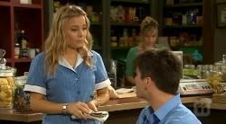 Natasha Williams, Chris Pappas in Neighbours Episode 6174