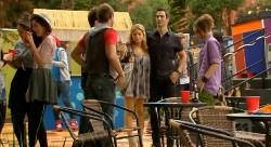 Natasha Williams, Ivan DeMarco in Neighbours Episode 6174