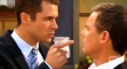 Mark Brennan, Paul Robinson in Neighbours Episode 6175
