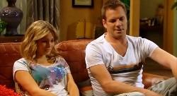 Natasha Williams, Michael Williams in Neighbours Episode 6175