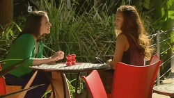 Kate Ramsay, Jade Mitchell in Neighbours Episode 6176