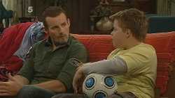 Toadie Rebecchi, Callum Jones in Neighbours Episode 6177