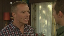 Captain Troy Miller, Toadie Rebecchi in Neighbours Episode 6177