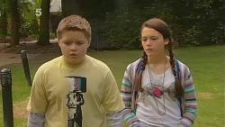 Callum Jones, Sophie Ramsay in Neighbours Episode 6178