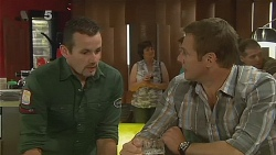 Toadie Rebecchi, Michael Williams in Neighbours Episode 6178