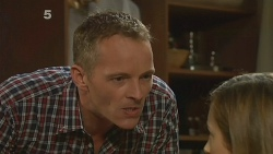 Captain Troy Miller, Sonya Mitchell in Neighbours Episode 6178