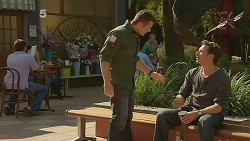 Toadie Rebecchi, Lucas Fitzgerald in Neighbours Episode 6178