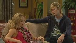 Natasha Williams, Andrew Robinson in Neighbours Episode 6178