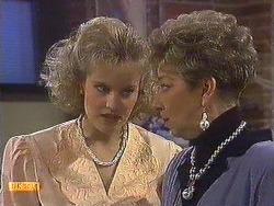 Daphne Clarke, Eileen Clarke in Neighbours Episode 0585