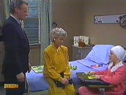 Jim Robinson, Helen Daniels, Lucy Robinson in Neighbours Episode 0585
