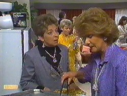 Eileen Clarke, Helen Daniels, Madge Ramsay in Neighbours Episode 0585