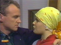 Jim Robinson, Lucy Robinson in Neighbours Episode 0589