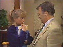 Jane Harris, Harold Bishop in Neighbours Episode 0591