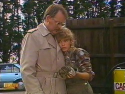 Harold Bishop, Charlene Mitchell in Neighbours Episode 0591