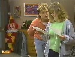 Scott Robinson, Jane Harris in Neighbours Episode 0595
