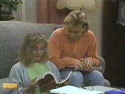Jane Harris, Scott Robinson in Neighbours Episode 0595