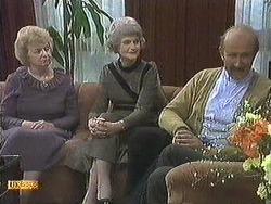 Reverend Sampson in Neighbours Episode 0595
