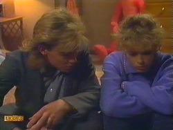 Scott Robinson, Charlene Mitchell in Neighbours Episode 0603