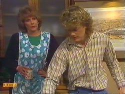Madge Bishop, Henry Ramsay in Neighbours Episode 0603