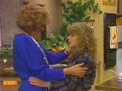 Madge Bishop, Charlene Mitchell in Neighbours Episode 0603