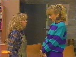Charlene Mitchell, Jane Harris in Neighbours Episode 0603