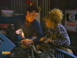 Greg Cooper, Charlene Mitchell in Neighbours Episode 0603