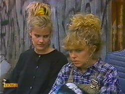 Daphne Clarke, Charlene Mitchell in Neighbours Episode 0603