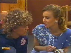 Henry Ramsay, Sally Wells in Neighbours Episode 0604
