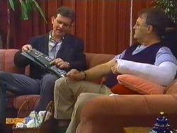 Des Clarke, Harold Bishop in Neighbours Episode 0604